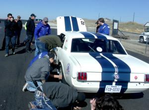 Carroll Shelby Program puts Panamericana car to the test