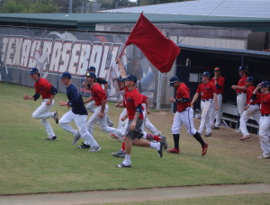Northeast Baseball wraps up fall play