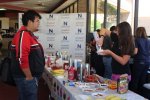 Student Government Association welcomes back students