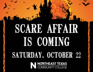 Scare Affair is coming to NTCC