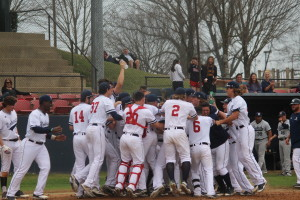 Northeast baseball claims big win off 22 hits