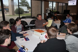 Engineering Roundtable offers students great opportunity