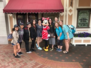 A&M at NTCC goes to Anaheim