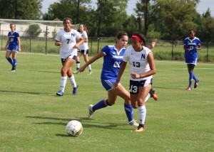 Lady Eagles kick fall season into gear