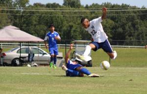 Eagles start strong in early fall play, ready for TJC